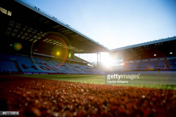 General views of Villa Park the home of Aston Villa before the Sky Bet Championship match between Aston Villa and Sheffield United at Villa Park on...