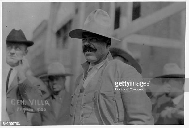 General Villa is known for fighting against the regimes of both Porfirio Díaz and Victoriano Huerta