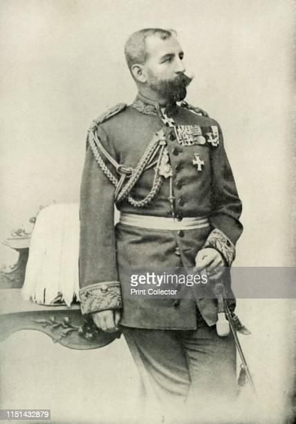 """General Von Bernhardi', circa 1910), . Portrait of Prussian general and military historian Friedrich Adam Julius von Bernhardi . In his """"Germany and..."""