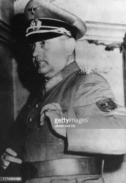 General von Choltitz Kapitulation 1944