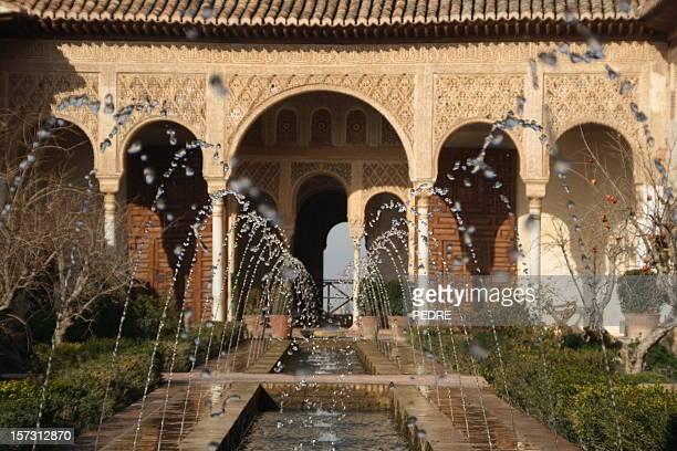 Generalife-Gärten (Alhambra