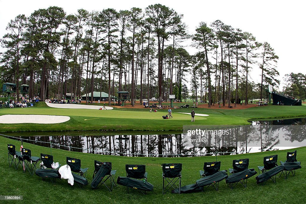 The Masters - Previews : News Photo