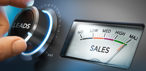 Generate More Leads and Sales 624565866