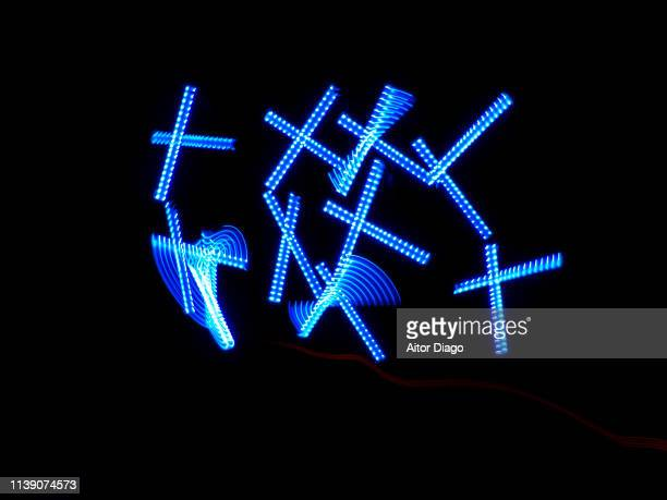 generation x in movement. - atomic imagery stock pictures, royalty-free photos & images