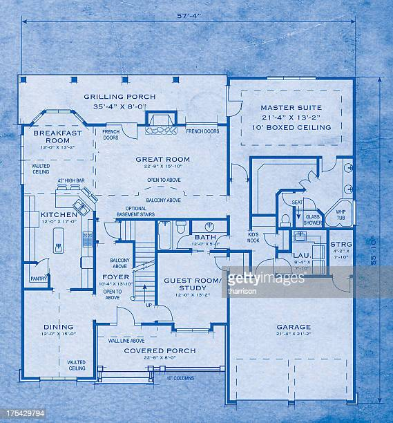 Generic House Floor Plan