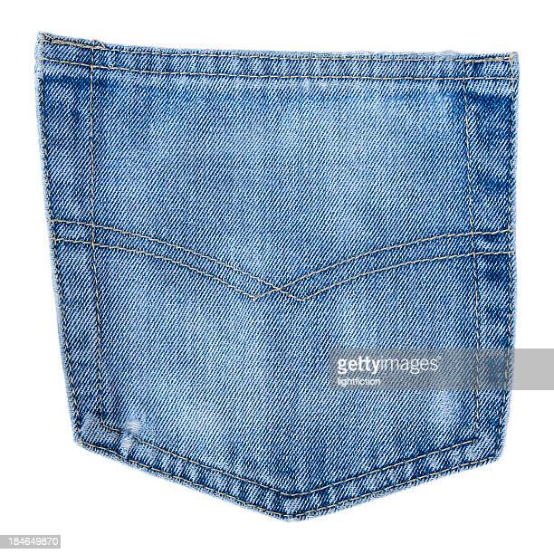 generic jeans pocket - jeans stock pictures, royalty-free photos & images