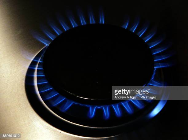A generic picture of a gas hob
