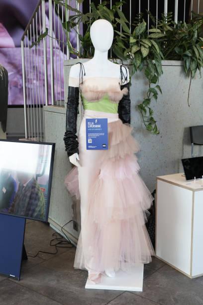 GBR: Graduate Fashion Foundation - Digital Fashion Presentation - LFW September 2020