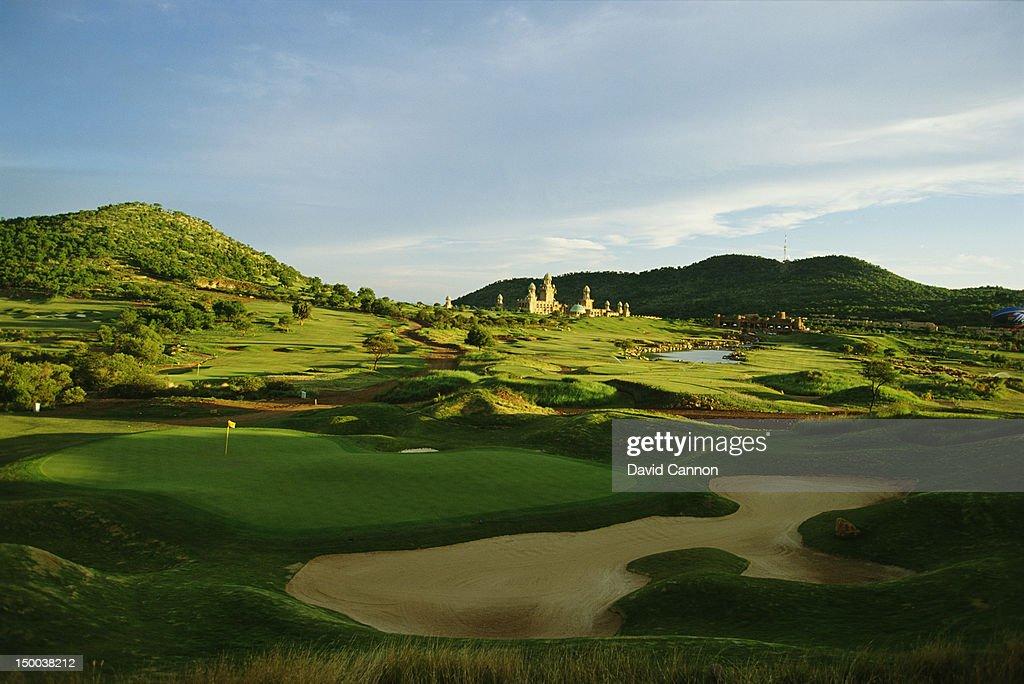 Lost City Golf Club : News Photo