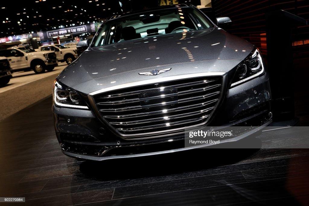 2018 Chicago Auto Show Media Preview - Day 2 : Nachrichtenfoto
