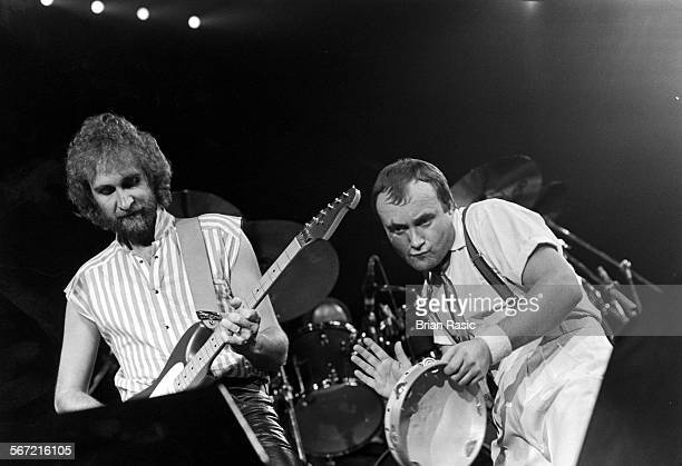 Genesis Mike Rutherford And Phil Collins Genesis Mike Rutherford And Phil Collins