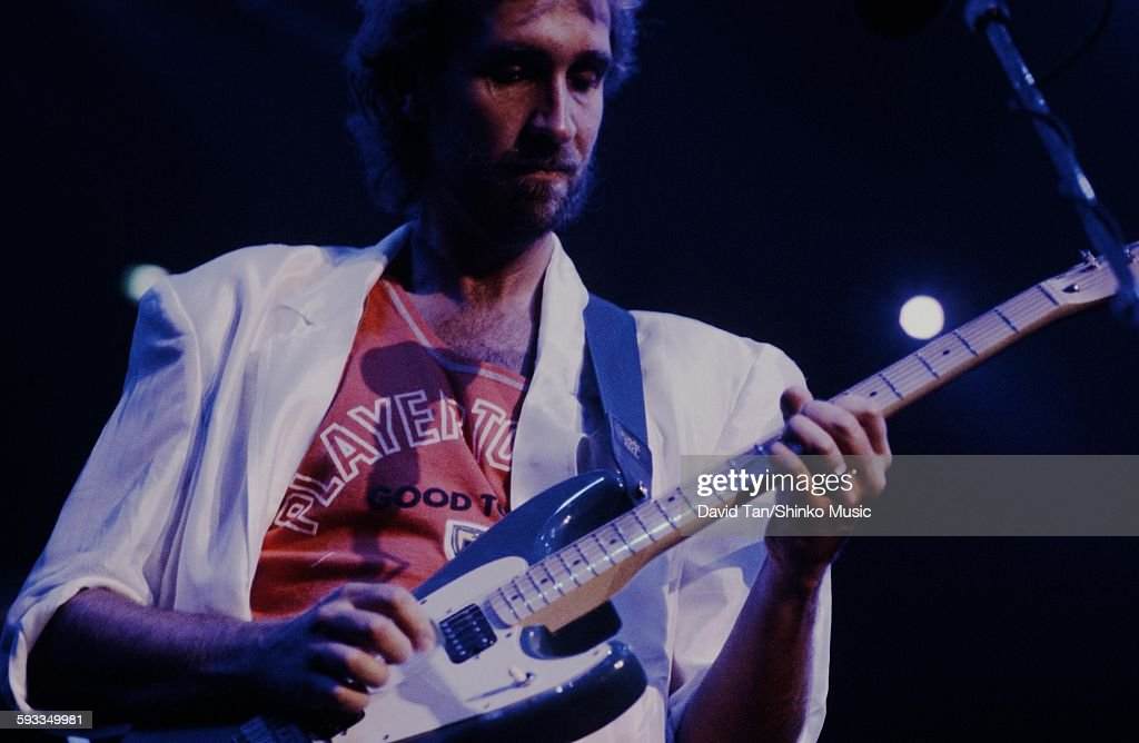 Genesis Mike Rutherford Live At New York Madison Square Garden : Photo d'actualité