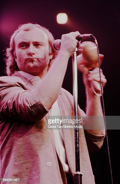 Genesis Phil Collins live at Madison Square Garden NYC October 1 1986