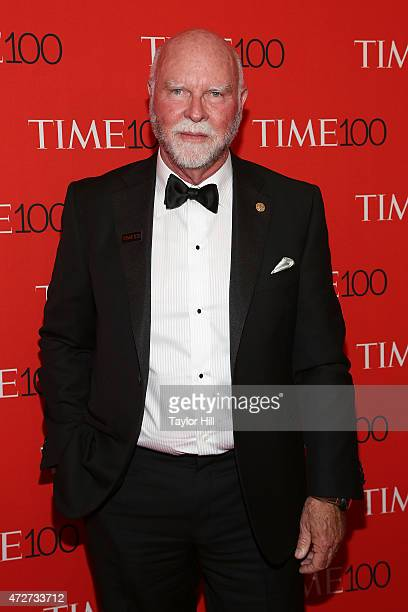 Genetecist J Craig Venter attends the 2015 Time 100 Gala at Frederick P Rose Hall Jazz at Lincoln Center on April 21 2015 in New York City