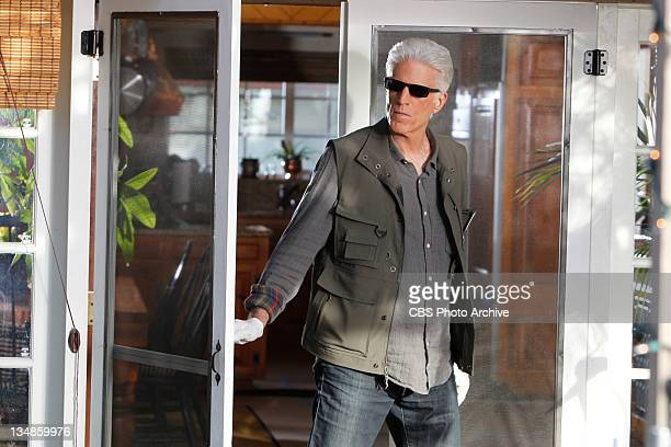 "Genetic Disorder""- D.B. Russell walks through the back door of Dr. Robbins house, on CSI: CRIME SCENE INVESTIGATION, on the CBS Television Network."