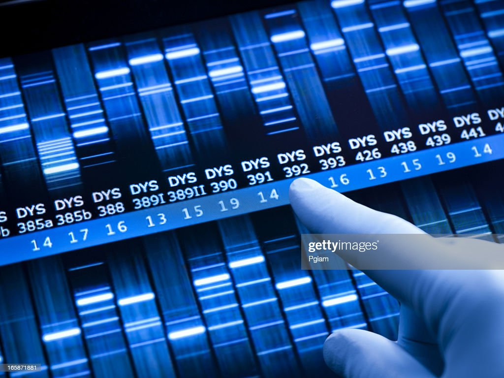 DNA-baserad dating service