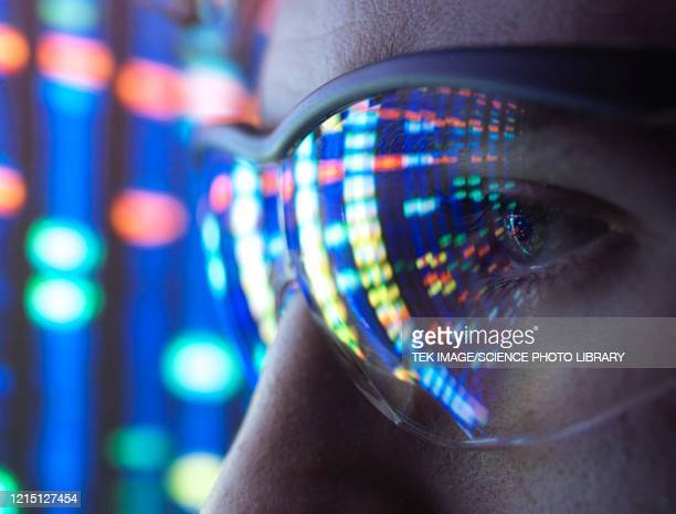 genetic research, conceptual image - forensic science stock pictures, royalty-free photos & images