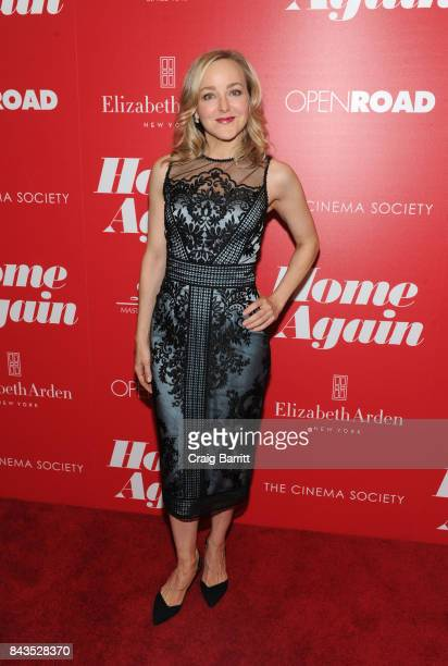 Geneva Carr attends a screening of Open Road Films' Home Again hosted by The Cinema Society Lindt Chocolate on September 6 2017 in New York City