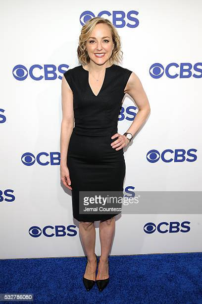 Geneva Carr attends the 2016 CBS Upfront at The Plaza on May 18 2016 in New York City