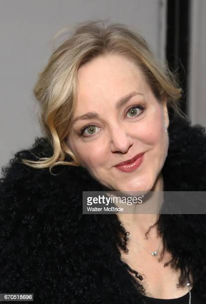Geneva Carr attends the Broadway Opening Night of 'Lillian Helman's The Little Foxes' at the Samuel J Friedman Theatre on April 19 2017 in New York...