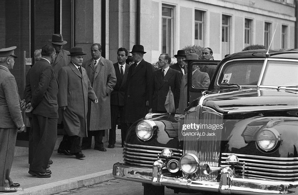 Geneva Conference 1954 On Vietnam And Geneva Summit On International