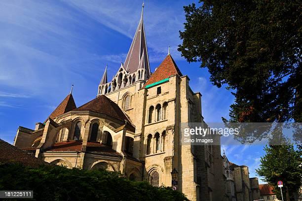 Geneva, Notre Dame Cathedral, Switzerland