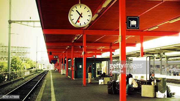 Geneva Railway Station