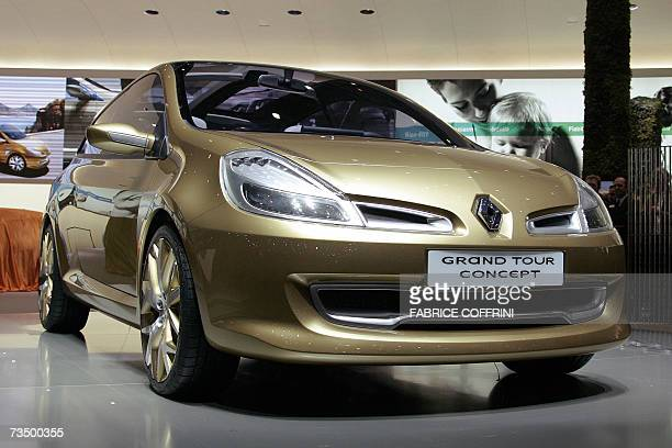Clio Grand Tour Concept Stock Photos And Pictures Getty Images