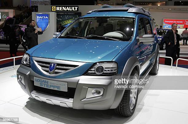 Renault Logan Stock Photos And Pictures Getty Images