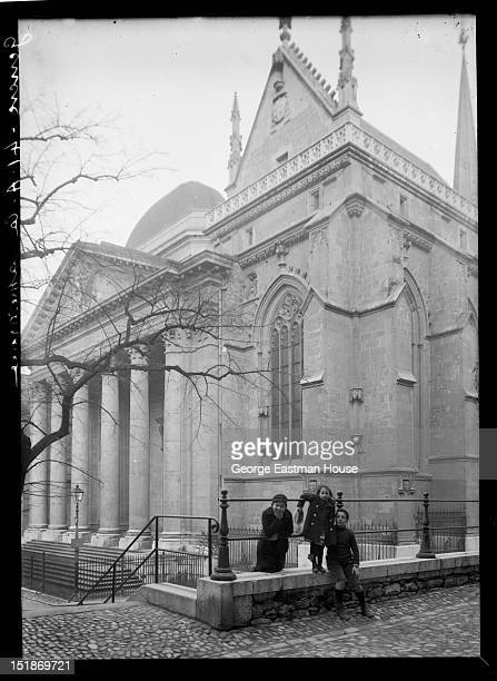 Geneve la cathedrale, between 1900 and 1919.