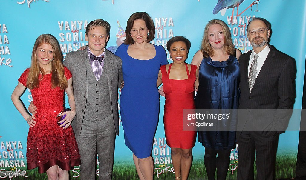 """Vanya And Sonia And Masha And Spike"" Broadway Opening Night - After Party"