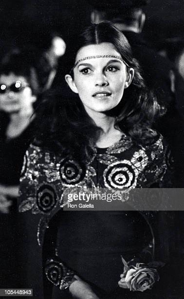 Genevieve Bujold during 43rd Annual Academy Awards at Dorothy Chandler Pavilion in Los Angeles California United States