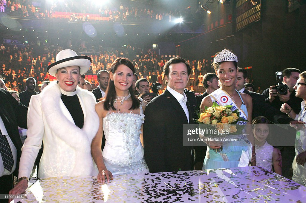 Miss France 2005  Pageant