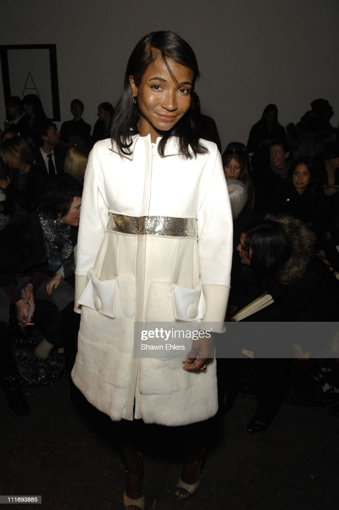 Mercedes-Benz Fashion Week Fall 2008 - Alexander Wang - Front Row and