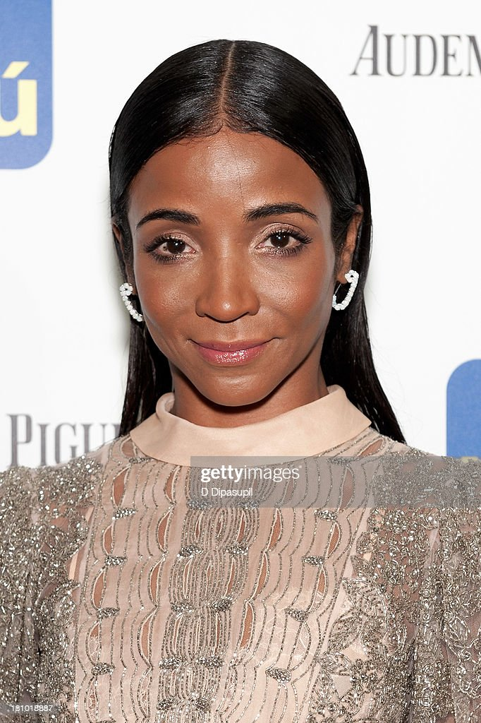 Genevieve Jones attends the 11th Brazil Foundation NYC gala at The Museum of Modern Art on September 18, 2013 in New York City.