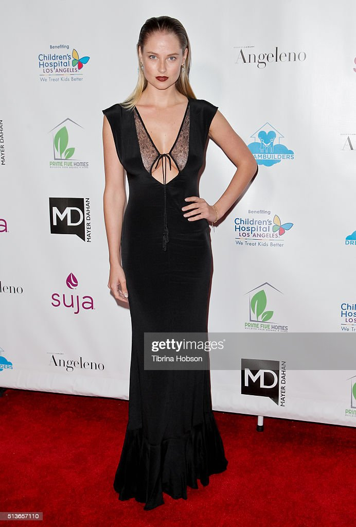 """The Dream Builders Project 3rd Annual """"A Brighter Future For Children"""" Black Tie Charity Gala : News Photo"""