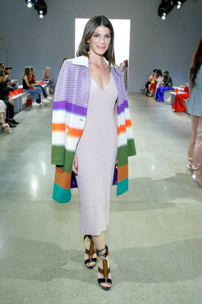 NY: Chocheng - Front Row - September 2019 - New York Fashion Week: The Shows