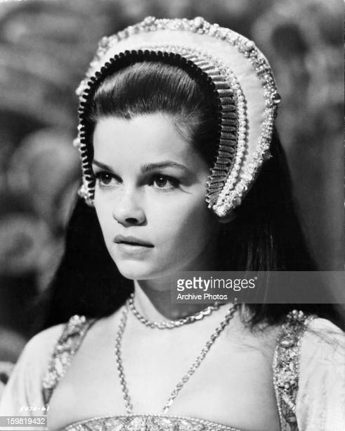 Geneviève Bujold in a scene from the film 'Anne Of The Thousand Days' 1969