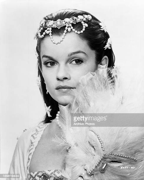 Geneviève Bujold publicity portrait for the film 'Anne Of The Thousand Days' 1969