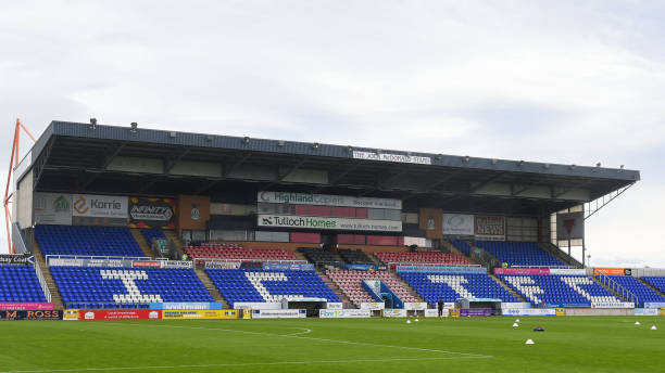 GBR: Inverness CT v Queen Of The South - Cinch Scottish Championship
