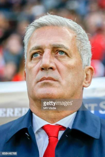 Genf Fussball WM Quali Schweiz Lettland 'Trainer Vladimir Petkovic '