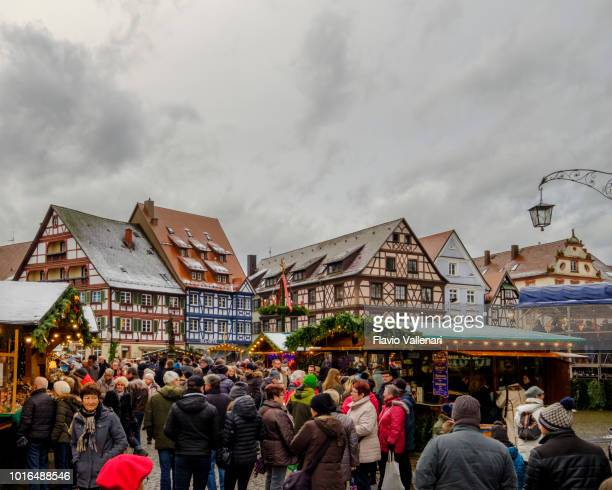 Gengenbach, Christmas market (Baden-Württemberg, Germany)