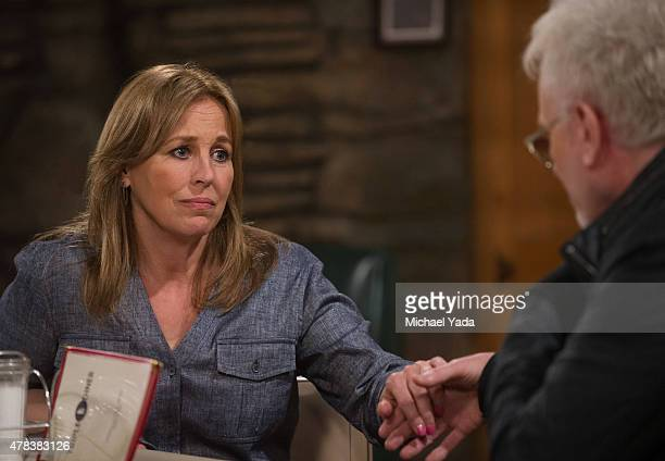 HOSPITAL Genie Francis and Anthony Geary in a scene that airs the week of June 22 2015 on ABC's 'General Hospital' 'General Hospital' airs...