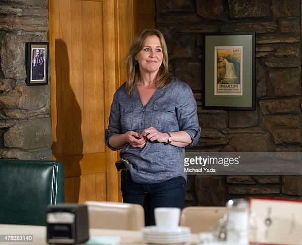 HOSPITAL Genie Francis in a scene that airs the week of June 22 2015 on Walt Disney Television via Getty Images's General Hospital General Hospital...