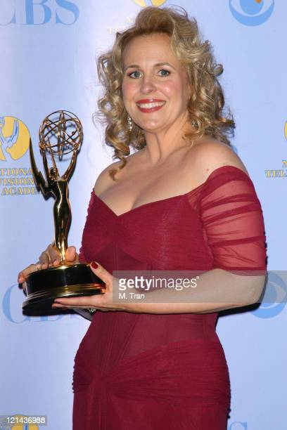 Genie Francis winner Outstanding Supporting Actress in a Drama Series for General Hospital