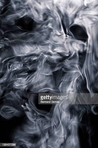 Genie smoke face