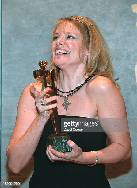 Helen Shaver Best supporting Actress winner Canadian movie industry honours its winners of the Genie Monday evening at the Metro Toronto Convention...