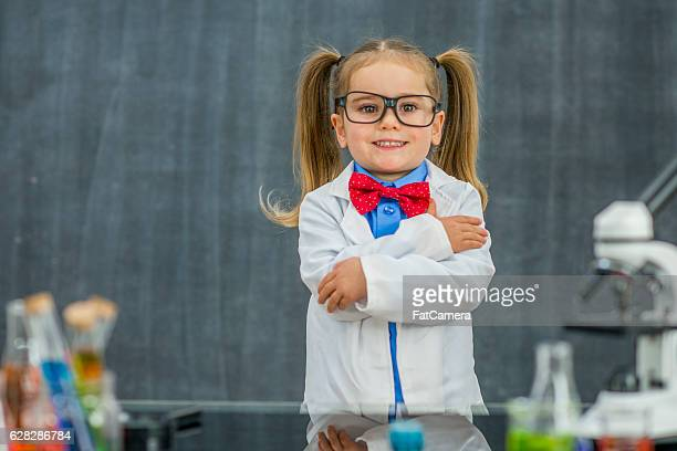 Genius Child Scientist