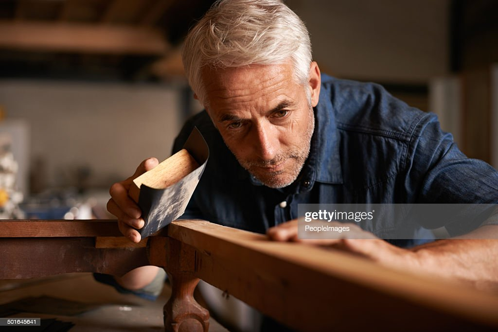 Genius Is 1 Talent And 99 Hard Work Stock Photo