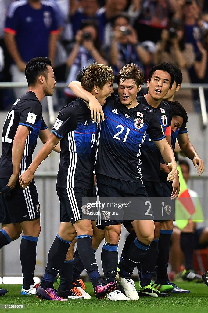 Japan v Iraq - 2018 FIFA World Cup Qualifiers